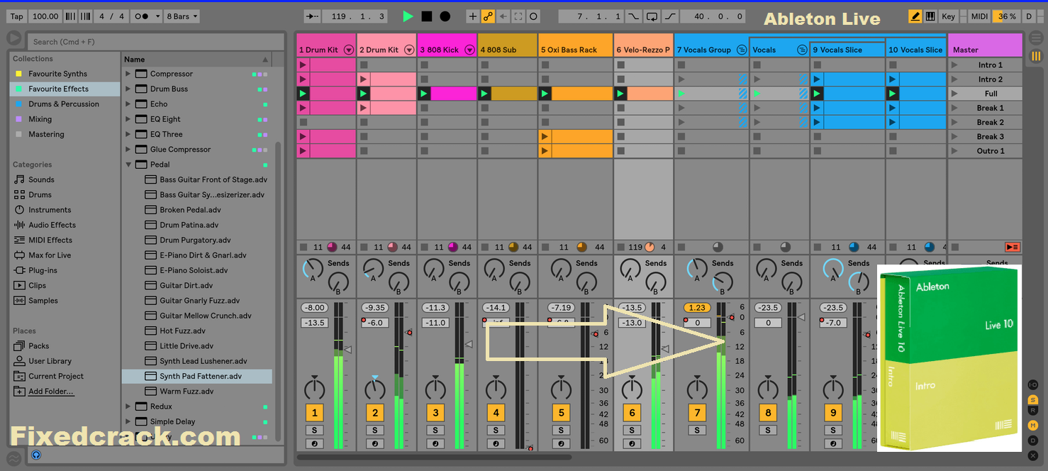 Ableton Live Key