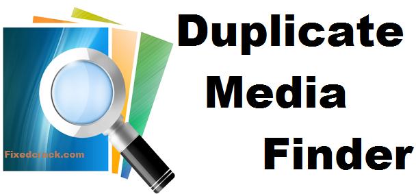 Duplicate Media Finder Crack