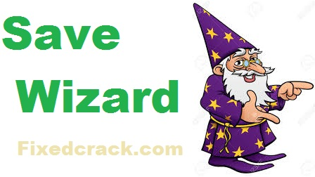 Save Wizard 1.0.7430.28765 Crack With License Key Free Download