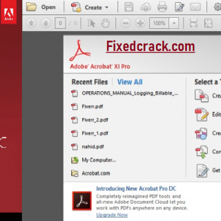 Adobe Acrobat Pro Dc Serial Key