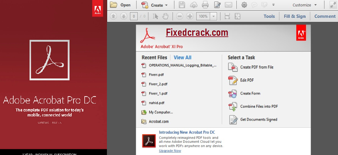 Adobe Acrobat Pro Dc Serial Key