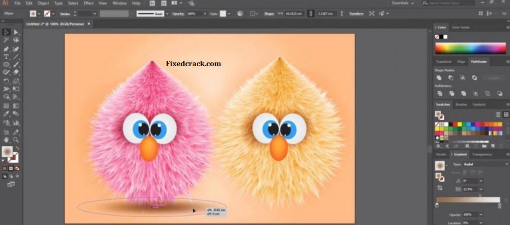 Adobe Illustrator 2020 24.3.0 Crack + Serial Keygen Full Setup Free