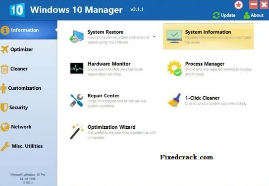 Windows 10 Manager Key