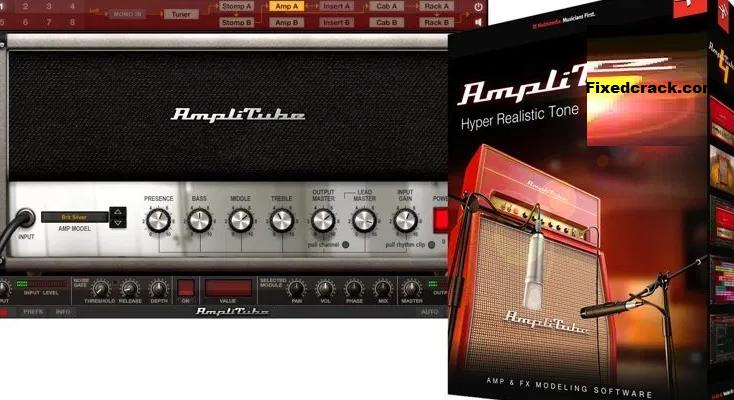 IK Multimedia Amplitube Key
