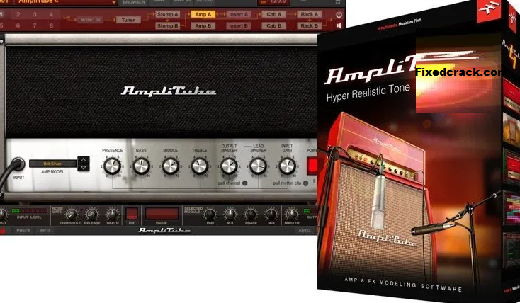 IK Multimedia Amplitube Key