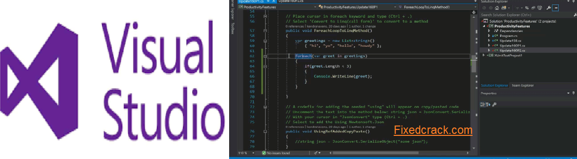 Visual Studio License Key