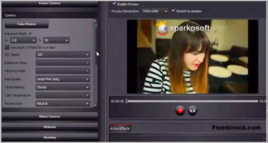 SparkoCam Key