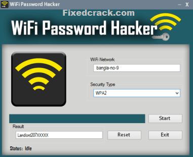 WiFi Password Hacker Key
