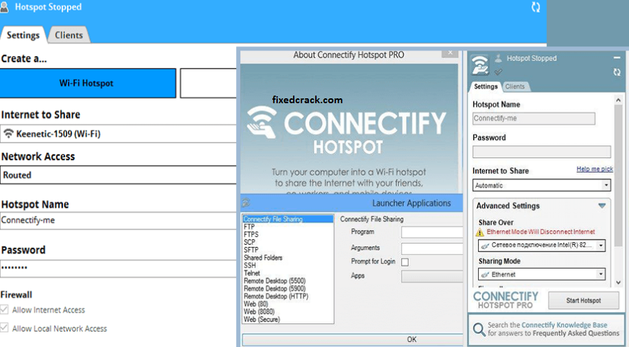 Connectify Hotspot Key